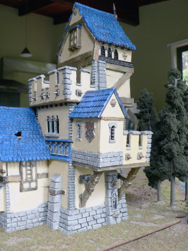 Fortified Manor mod
