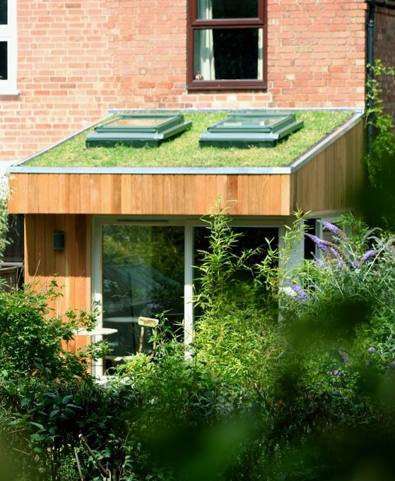 Garden Offices, Garden Rooms and Timber Garden Office Buildings like the idea of a grass roof