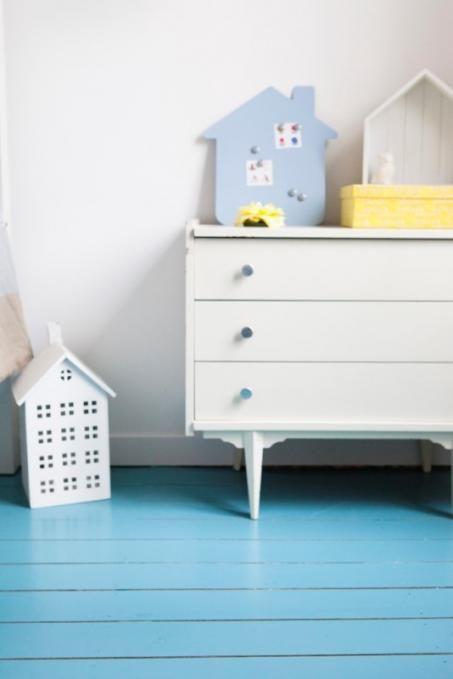 Kinderkamer schilderen / Nursery / Babykamer