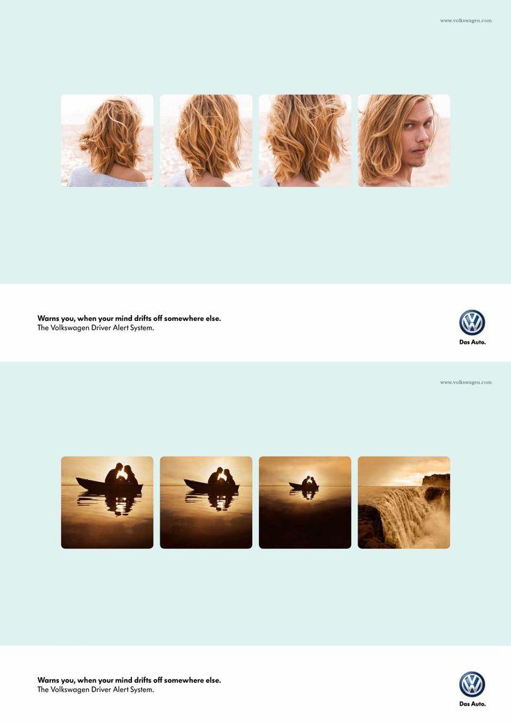Ostrzega, gdy twój umysł dryfuje gdzieś indziej... /System Ostrzegania Kierowcy Volkswagena