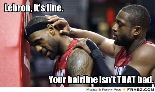 The Most Hilariously Wrong LeBron Pics Ever: nba-memes-lebron ...