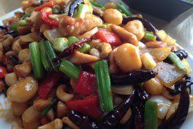User uploaded image for Thai Cashew Chicken, 'Gai Pad Med Mamuang Himaphan'