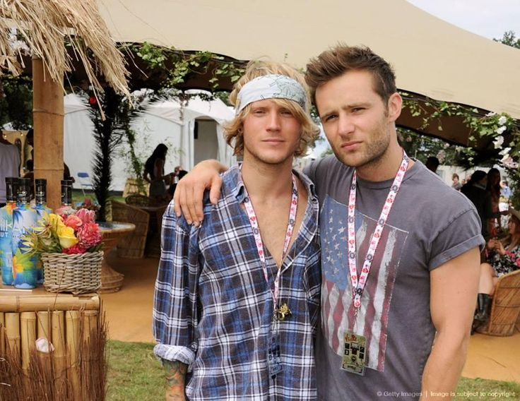 Two McFly lovelies