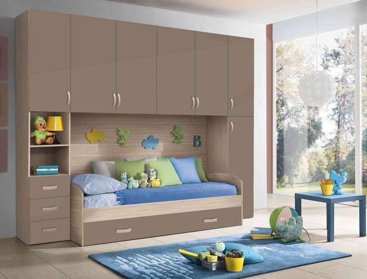 Cameretta gemelli ~ Oltre 25 fantastiche idee su mobili per la cameretta dei bambini