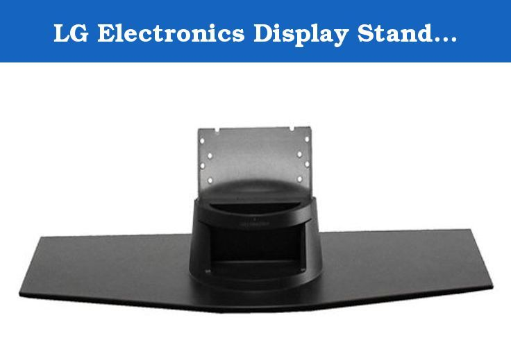 LG Electronics Display Stand for Monitors (ST4210K) (Discontinued by Manufacturer). LG Electronics ST4210K Display Stand For M4213CCBA Monitor.