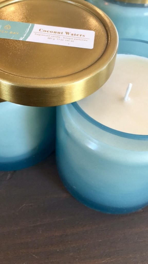 Aspen Bay Candles - Coconut Waters Signature Collection