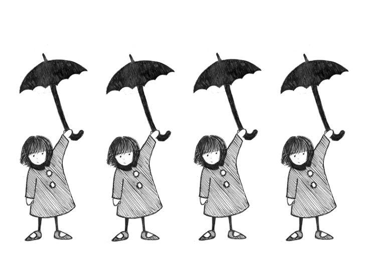 LCDL - pluie arc en ciel.pdf | Art pour les enfants, Art ...