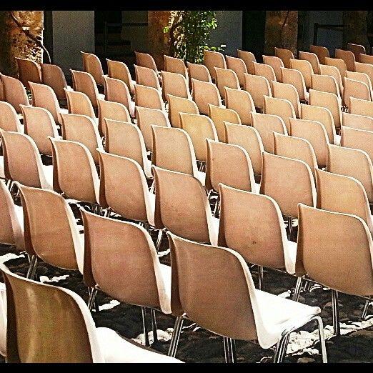 theater stoelen