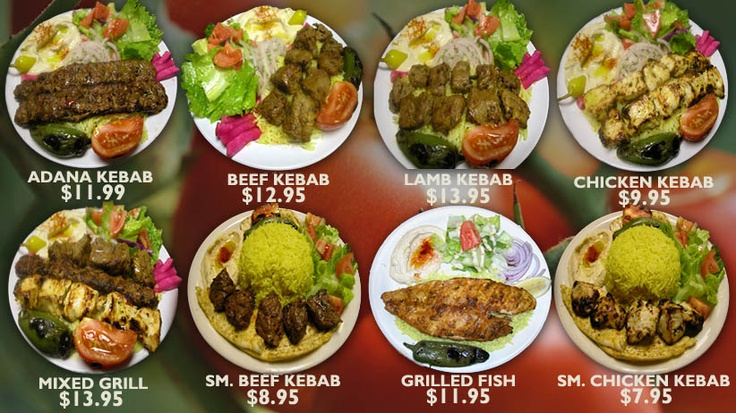 Med Fresh Turkish grill Tempe