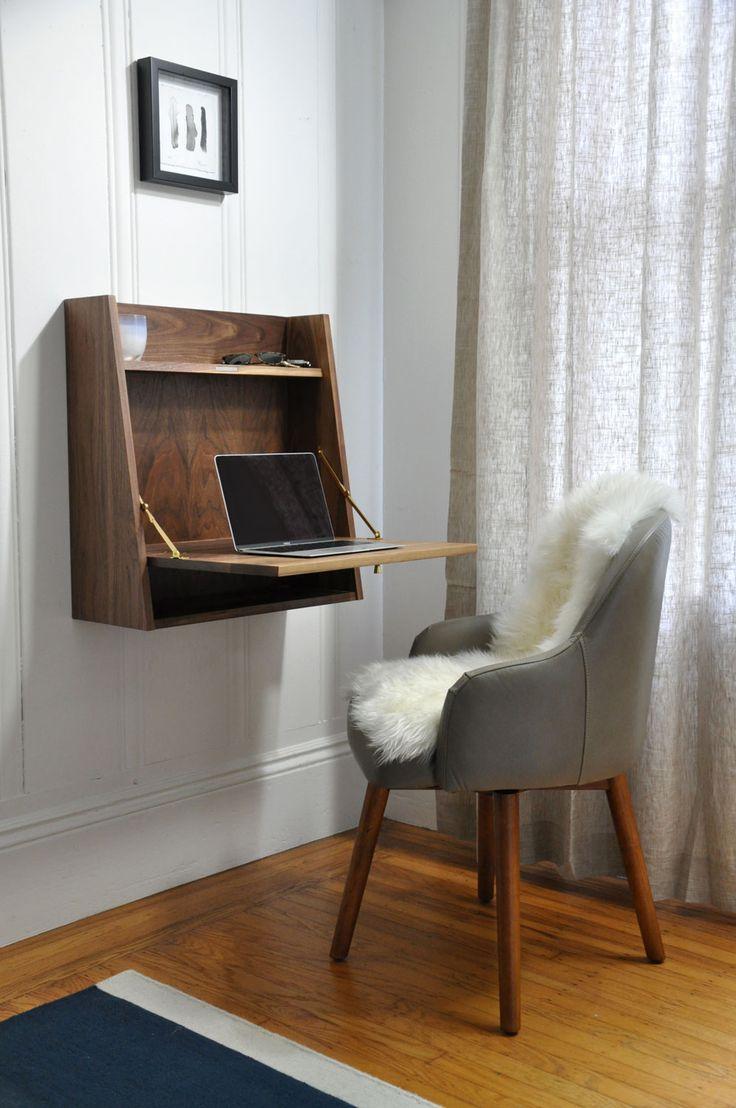 Best 25+ Hide away desk ideas on Pinterest | Office desks for home ...