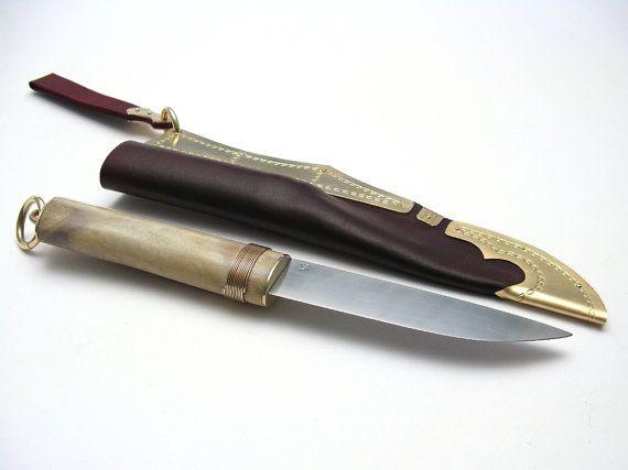 Viking Seax / Birka / Gotland Knife, $450.00