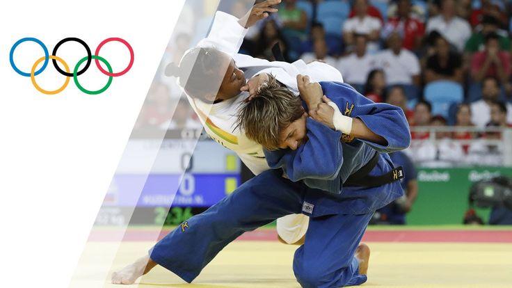 Rio Replay: Women's Judo -52kg Bronze Contest
