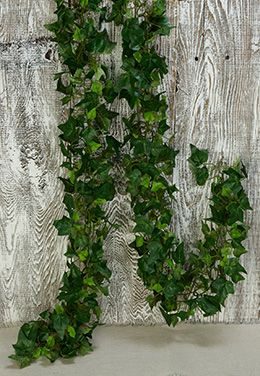 10.99 SALE PRICE! Wrap this English Ivy Garland around a garden inspired centerpiece, or drape it across your fireplace mantel for a touch of natural looking...