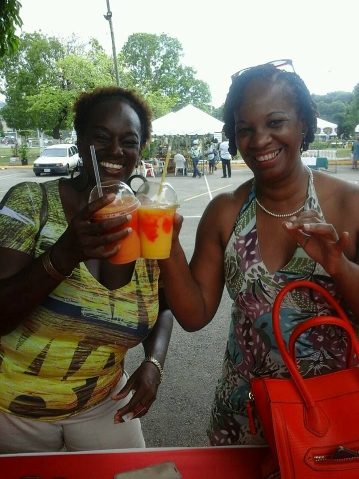 Jamaica Culinary Tours  @Jamaica Orchid Society (November 30, 2014)