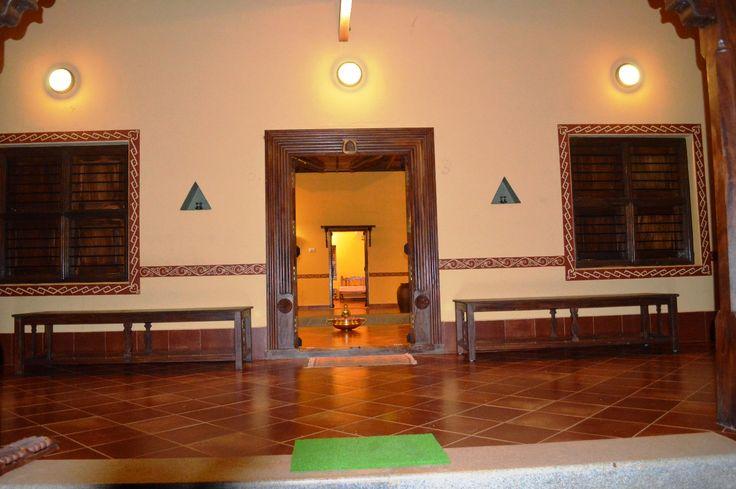 Ajjanamane, homestay in Malnad near Jog Falls in Shimoga district, Karnataka