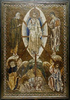 Transfiguration of Jesus From Wikipedia, the free encyclopedia
