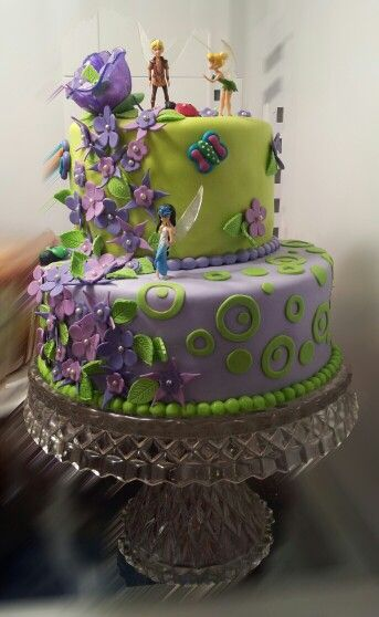 tinkerbell cake my cakes tasteful occasions