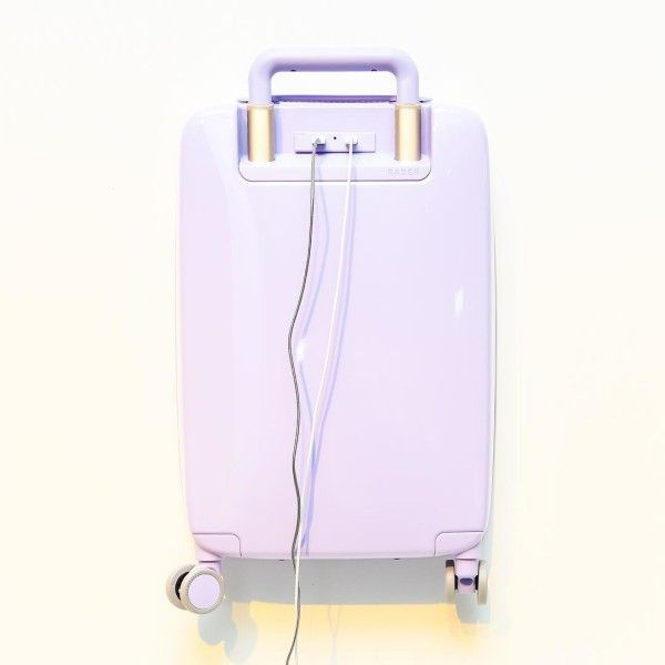 Say WHAT? Design-smart and tech-savvy startup Raden has just released a sleek line of suitcases equipped with a phone charging station, tracking device and a genius app to sync all your travel info.