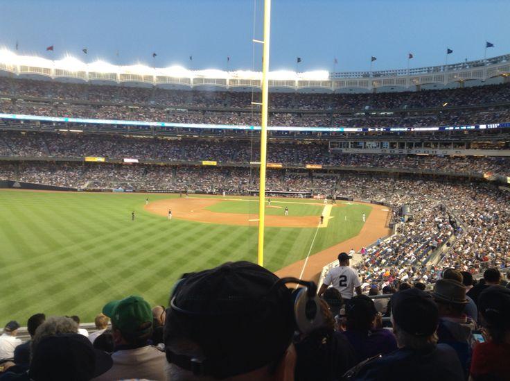 New York Yankees baseball game  ©ArianeRobichaud