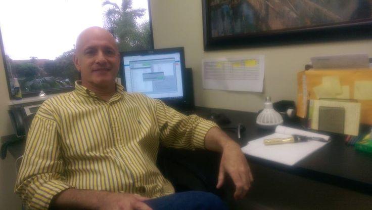 At the Office. www.linkedin.com/in/adamfriedmanre