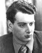 Guy Burgess - 11 February 1956 - 'Cambridge spies' surface in Moscow after disappearing in 1951 - Two British diplomats, Guy Burgess and Donald Maclean, were among five men recruited by the Soviet secret service, the KGB, at Cambridge University in the 1930s. The others were Harold (Kim) Philby, Anthony Blunt and John Cairncross. All had been involved in passing to the Soviets highly damaging military information, and the identities of British agents.