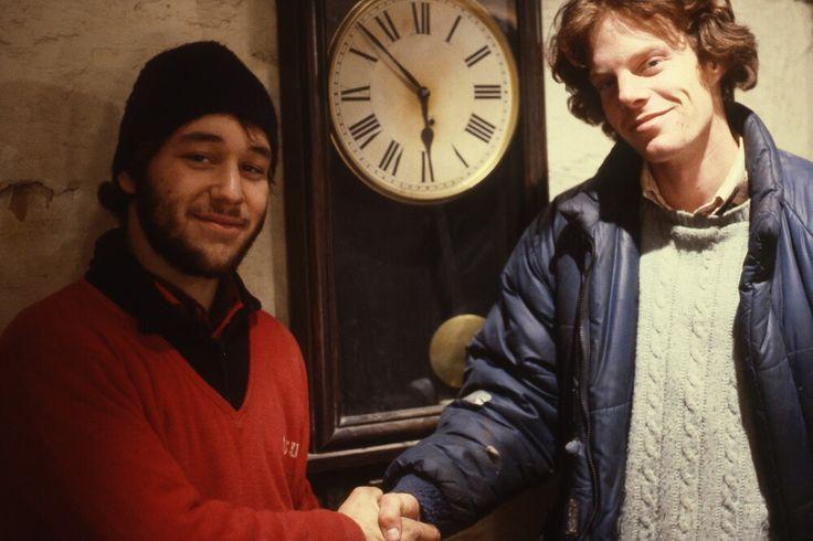 Sam Raimi and Rob Tapert