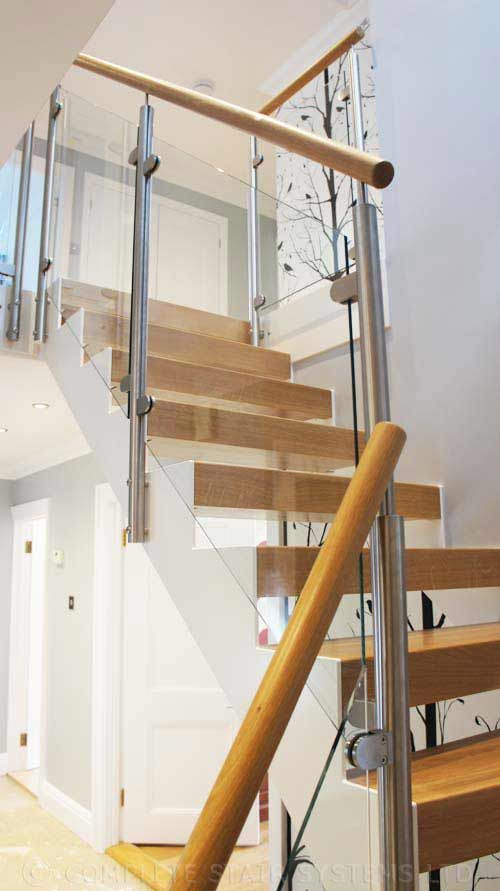 Best Modern Staircase Hamble Spiral Staircases And Staircases 400 x 300