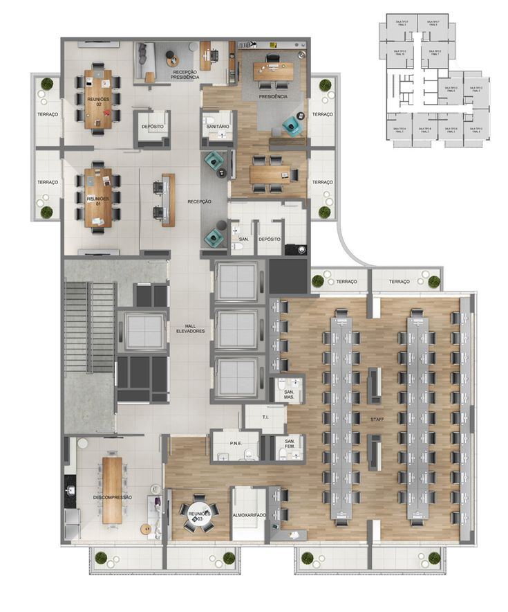 10 Great Ideas To Jazz Up A Small Square Bedroom: 1000+ Ideas About Office Floor Plan On Pinterest