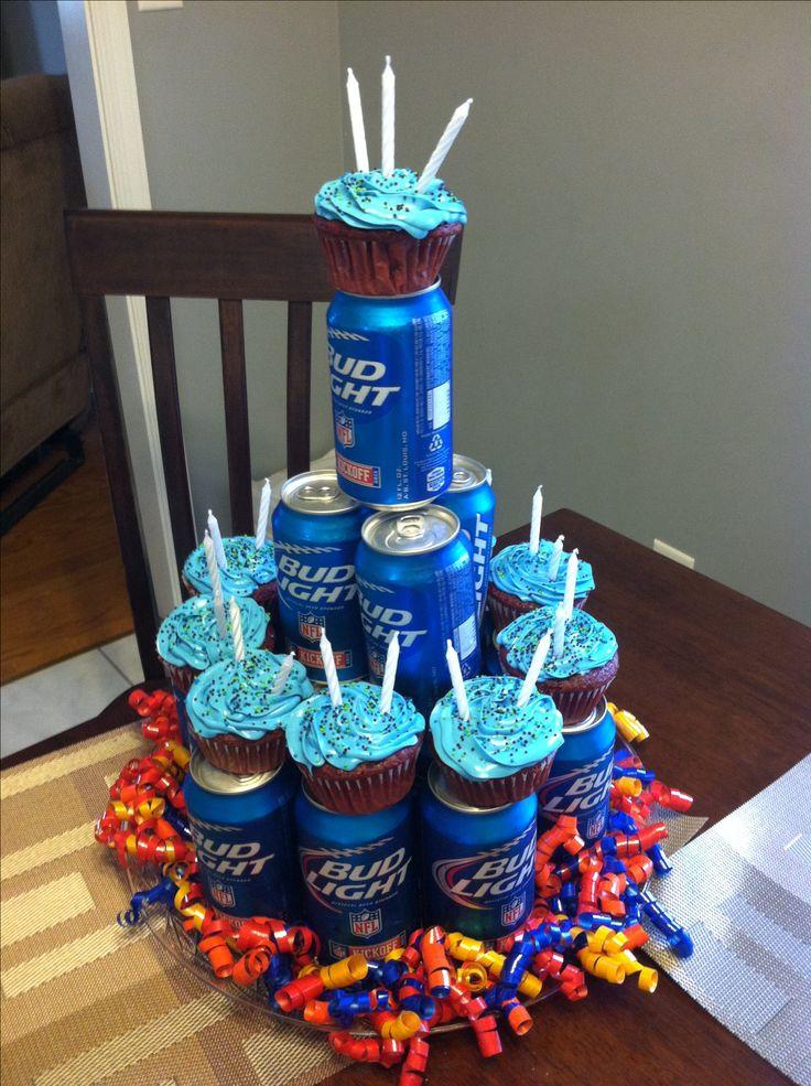 Boyfriend birthday cake!