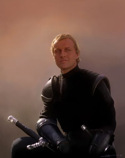 Rutger Hauer from Ladyhawke <3