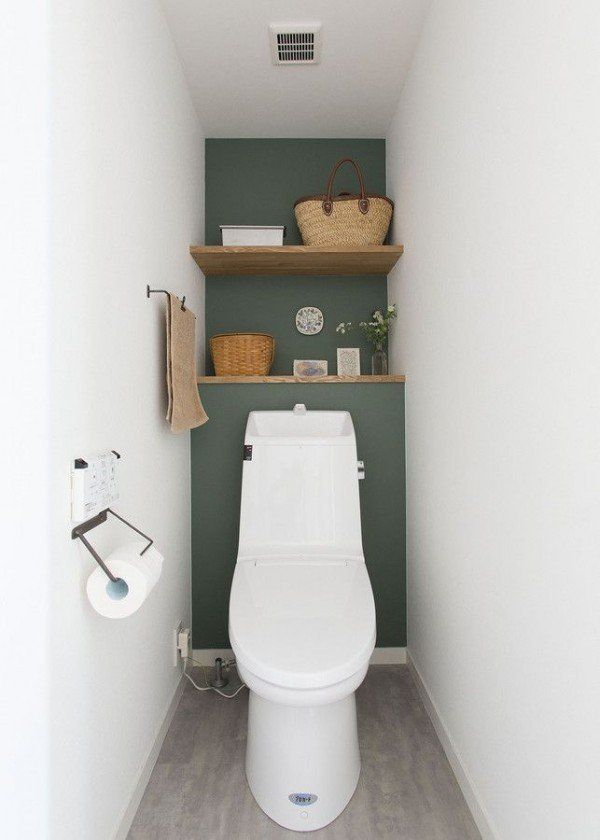 努めて簡単に!おしゃれトイレを作る収納&小物の早業インテリアテクニック♪ | folk