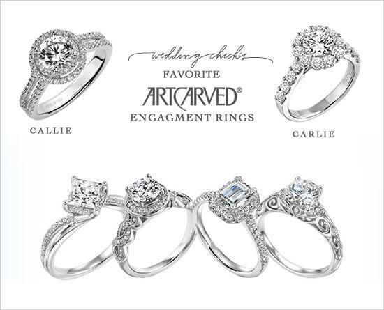 Our favorite Artcarved Engagement Rings: Artcarv Engagementr, Gorgeous Rings, Favorite Artcarv, Stunning Artcarv, Beautiful Rings, Artcarv Rings, Rings Jewellery, Jewelry Jewellery, Engagement Rings