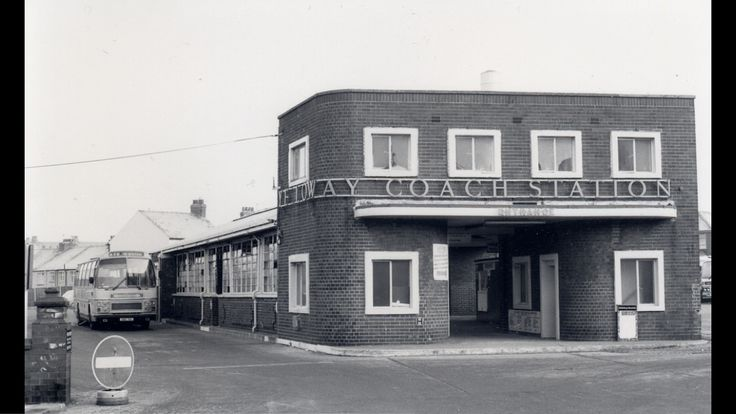 Yellow way depot Bloomfield road close to where Lidl now stands