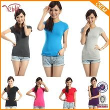 China Manufacturer Cheap Wholesale Plain Blank Womens tshirt   best seller follow this link http://shopingayo.space