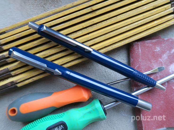 Parker Vector set - fountain pen and ballpoint (1993)