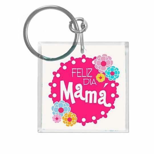 Llaveros de acrilico para Mama!!! Impresion por ambos lados $600 c/u personaliza como tu quieras!  Con fotos mensajes o caracteristicas de tu Mamiii.  Descuentos por cantidad