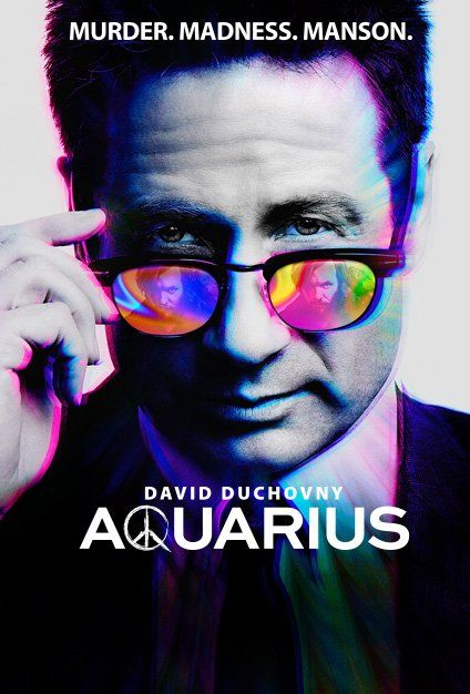 David Duchovny in Aquarius (2015) Can't wait for this one!
