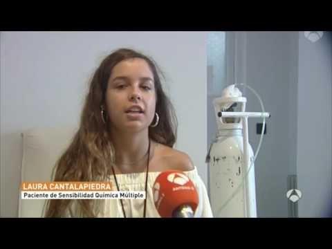 CIENTOS DE MILES DE PERSONAS ENFERMAS EN ESPAÑA, QUE NO LO SABEN (LA SQM). - YouTube