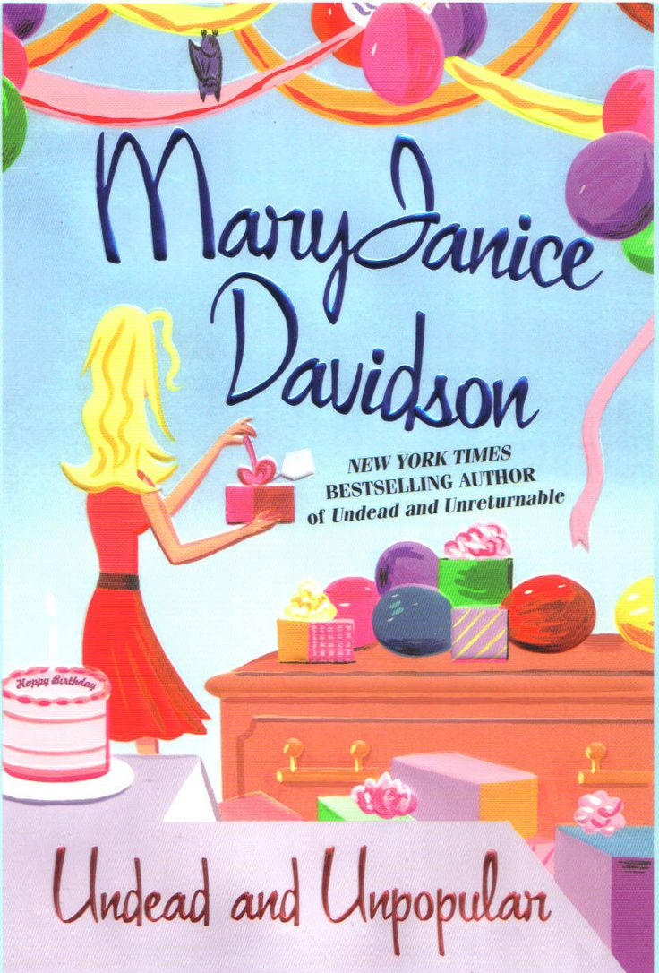 By Maryjanice Davidson Published By The Penguin Group (usa) Inc June 2006  Betsy Taylor, Queen Of The Vampires, Is Annoyed, Irritable,
