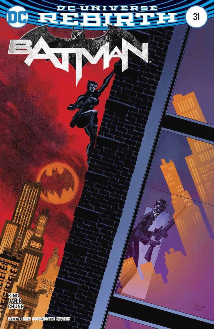 Batman (2016) Issue #31 - Read Batman (2016) Issue #31 comic online in high quality
