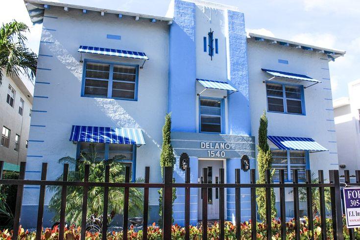 Art Deco in Miami - Kunst oder Kitsch? Was meinst Du?  #artdeco #miami #miamibeach #miamiandbeaches #florida
