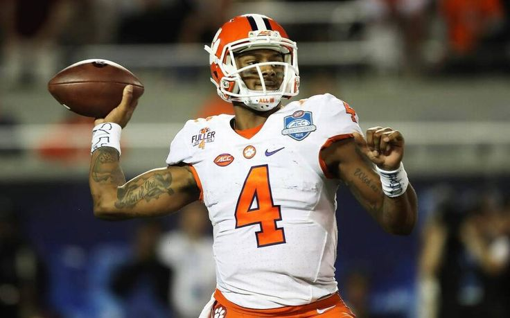 Clemson quarterback Deshaun Watson appears to have all the tools necessary to be a star at the next level, but some draft analysts are not sold on Watson as a franchise quarterback.