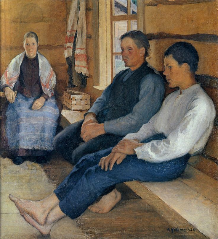 Halonen, Pekka (1865-1933)