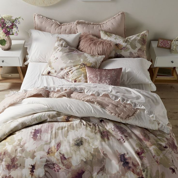 Lc Lauren Conrad Bloom Comforter Set Comforter Sets