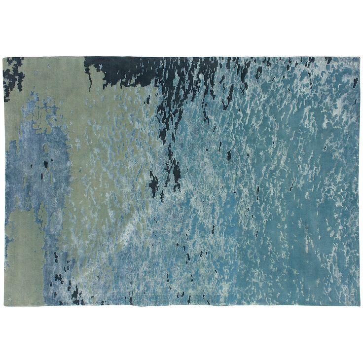 John Lewis Serenity Rug Blue