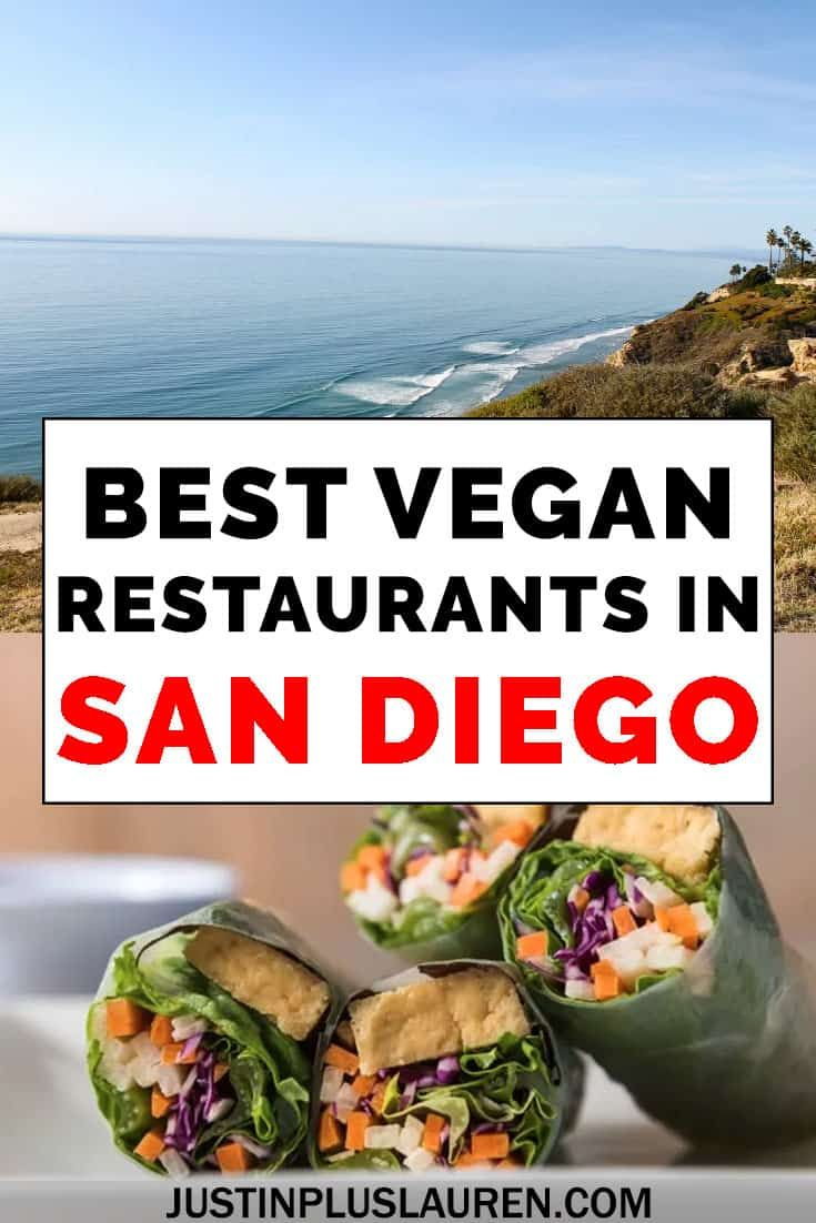 10 Best Vegan Restaurants In San Diego California In 2020 Best Vegan Restaurants Vegan Restaurants San Diego Restaurants