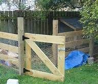 Pig pen fence is perfect