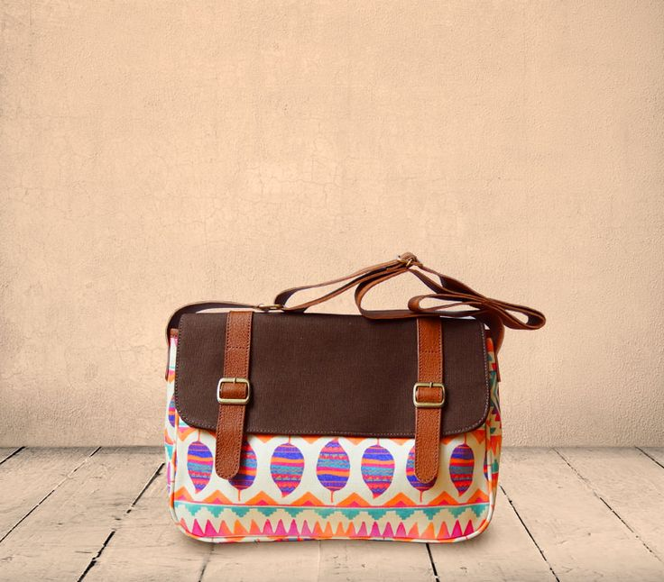 Ethnic Crossbody by Art Brasilis. Available exclusively at http://kulturebox.co.za in South Africa. #fairtrade #handmade #cotton #exclusive #southafrica