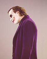 Heath Ledger as the Joker- incredible.