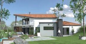 Maison contemporaine Machecoul 44